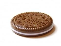 Miroir cookie - chocolat au lait