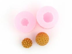Moule fruits des bois en silicone  - 1
