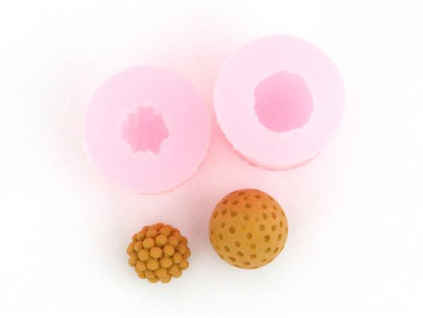 Acheter Moules fruits des bois en silicone - 5,99€ en ligne sur La Petite Epicerie - Loisirs créatifs