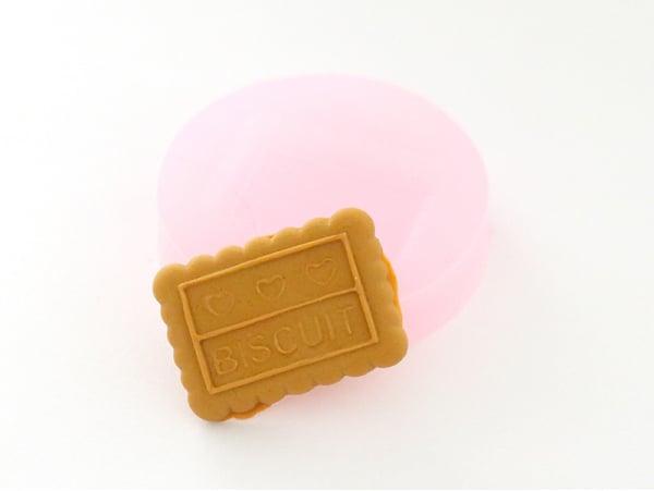 """Acheter Moule cookie """"biscuit"""" en silicone - 6,15€ en ligne sur La Petite Epicerie - Loisirs créatifs"""