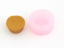 Moule en silicone - Base de cupcake Ø22 mm  - 1