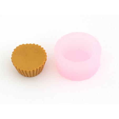 Acheter Moule en silicone - Base de cupcake Ø22 mm - 3,90€ en ligne sur La Petite Epicerie - 100% Loisirs créatifs