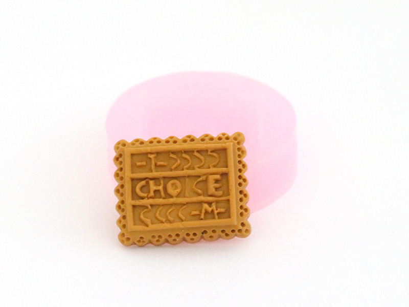 """Acheter Moule biscuit """"choice"""" en silicone - 5,85€ en ligne sur La Petite Epicerie - Loisirs créatifs"""