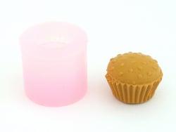 Moule en silicone - cupcake au chocolat  - 1