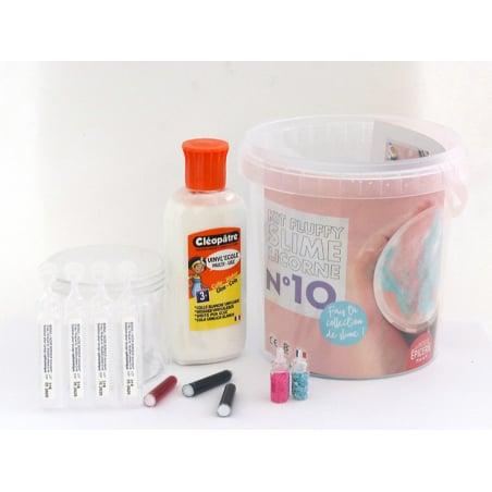 Acheter Kit complet n°10 - slime Licorne - mousse à raser non fournie - 12,90€ en ligne sur La Petite Epicerie - Loisirs cré...