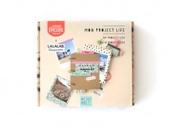 Kit MKMI - Mon project life - DIY La petite épicerie - 1
