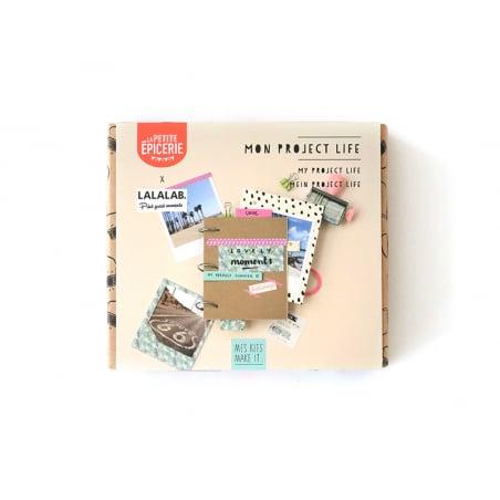 Acheter Kit MKMI - Mon project life - DIY - 16,99€ en ligne sur La Petite Epicerie - Loisirs créatifs
