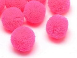 Acheter Pompon rose fluo - 25mm - 0,29€ en ligne sur La Petite Epicerie - Loisirs créatifs
