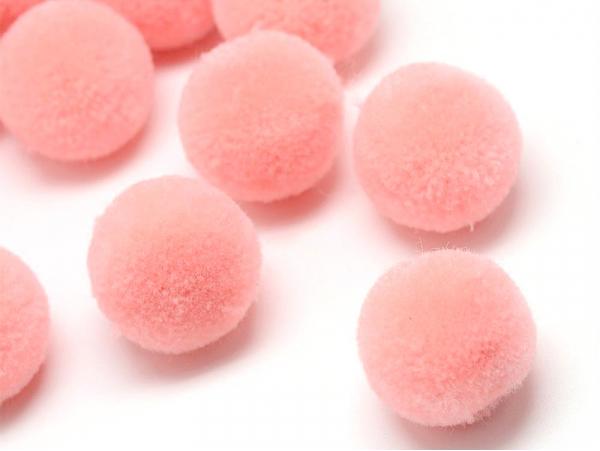 Acheter Pompon rose saumon - 25mm - 0,29€ en ligne sur La Petite Epicerie - Loisirs créatifs