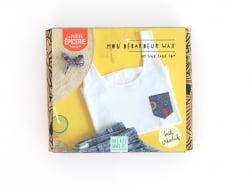 Kit MKMI - Mon débardeur wax- Mes kits Make It La petite épicerie - 1