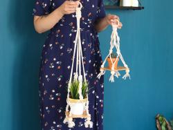 Acheter Kit MKMI - Ma suspension en macramé - Mes kits Make It - 16,99€ en ligne sur La Petite Epicerie - Loisirs créatifs