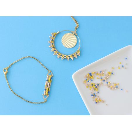 Acheter Kit MKMI - Mes bijoux en brickstitch - Mes kits Make It - 16,99€ en ligne sur La Petite Epicerie - 100% Loisirs créa...