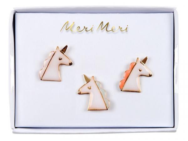 Acheter 3 pin's broches licornes - 9,99€ en ligne sur La Petite Epicerie - 100% Loisirs créatifs