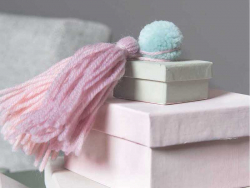 Acheter Set pompons - Pastel - 4,99€ en ligne sur La Petite Epicerie - 100% Loisirs créatifs
