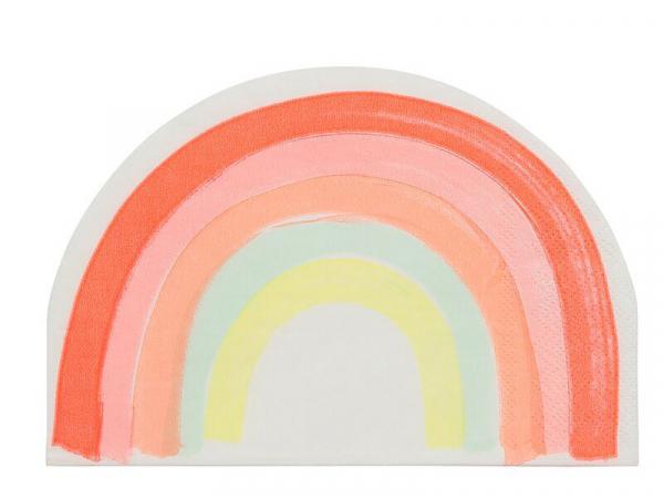 Acheter 20 serviettes en papier - arc-en-ciel - 5,99€ en ligne sur La Petite Epicerie - 100% Loisirs créatifs