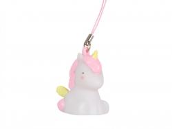Acheter Petit charm porte-clés - en forme de licorne - 3,50€ en ligne sur La Petite Epicerie - Loisirs créatifs