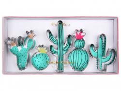 5 emporte-pièces - cactus Meri Meri - 1