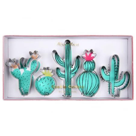 Acheter 5 emporte-pièces - cactus - 12,99€ en ligne sur La Petite Epicerie - 100% Loisirs créatifs