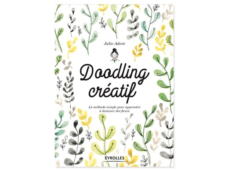 Acheter Livre Doodling créatif - 16,90€ en ligne sur La Petite Epicerie - Loisirs créatifs