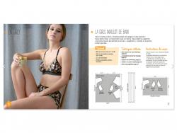 Livre Apprendre à coudre sa lingerie et ses maillots de bain MANGO - 2
