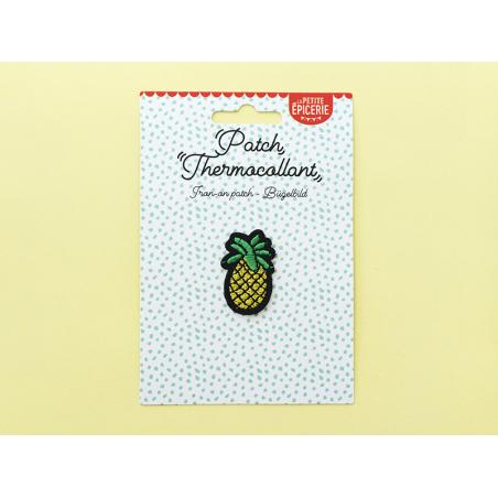 Écusson thermocollant - Mini ananas La petite épicerie - 2