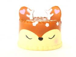 Squishy Gâteau faon  - 1