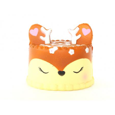 Acheter Squishy Gâteau faon - 9,49€ en ligne sur La Petite Epicerie - 100% Loisirs créatifs