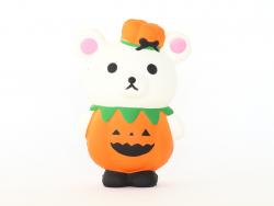 Acheter Squishy ourson déguisé en citrouille - 7,49€ en ligne sur La Petite Epicerie - 100% Loisirs créatifs