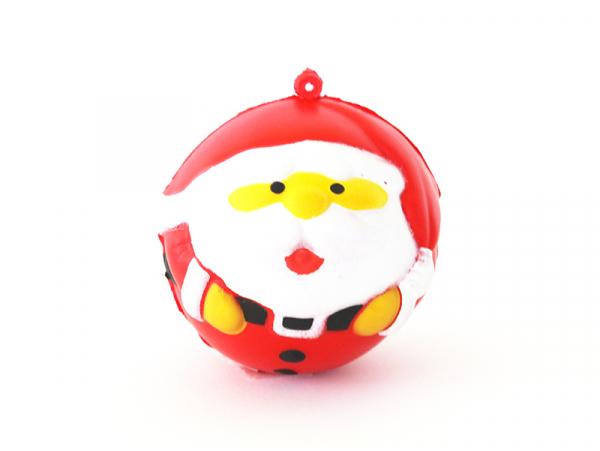 Acheter Squishy rond - Père Noël - 5,49€ en ligne sur La Petite Epicerie - 100% Loisirs créatifs