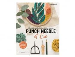 Acheter Livre Punch needle et cie - 15,90€ en ligne sur La Petite Epicerie - Loisirs créatifs