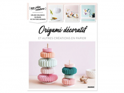 Livre Origami décoratif MANGO - 1