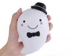 Squishy Fantôme blanc  - 2