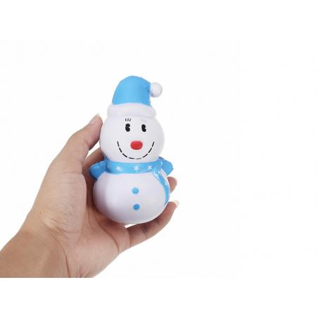 Squishy Bonhomme de neige - couleur aléatoire  - 2