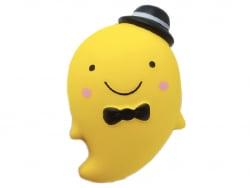 Squishy Fantôme jaune  - 1
