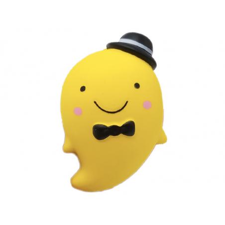 Acheter Squishy Fantôme jaune - 9,49€ en ligne sur La Petite Epicerie - Loisirs créatifs