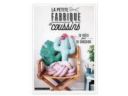 Livre La petite fabrique de coussins Dessain et Tolra - 1