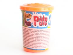 Pâte slime - orange  - 1