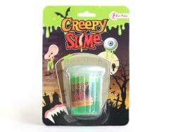 Acheter Creepy slime vert - slime terrifiant - 3,99€ en ligne sur La Petite Epicerie - 100% Loisirs créatifs