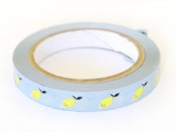 Acheter Rouleau adhésif motif citron - 15mm - 4,99€ en ligne sur La Petite Epicerie - Loisirs créatifs