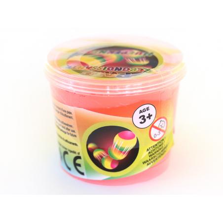 Acheter Pâte rebondissante - orange fluo - 3,99€ en ligne sur La Petite Epicerie - Loisirs créatifs