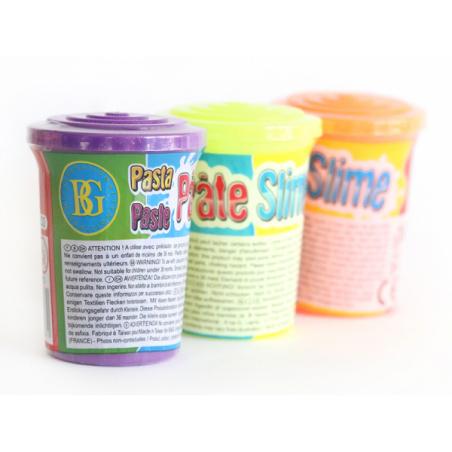 Acheter Pâte slime - vert phosphorescent - 2,99€ en ligne sur La Petite Epicerie - 100% Loisirs créatifs