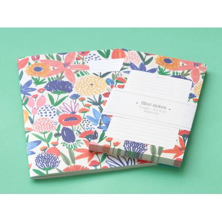 Carnet - Fleurs sauvages Season Paper - 2