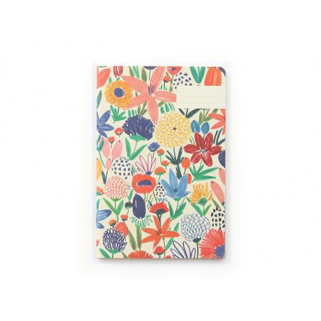 Carnet - Fleurs sauvages Season Paper - 1