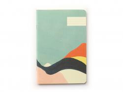 Carnet - Paysage abstrait Season Paper - 1