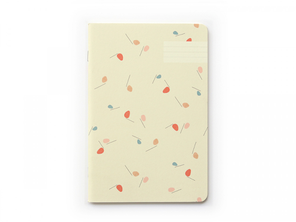 Carnet - Mobile abstrait Season Paper - 1