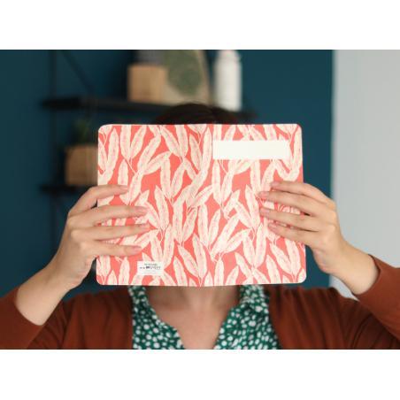 Carnet - Plumes rouges Season Paper - 2