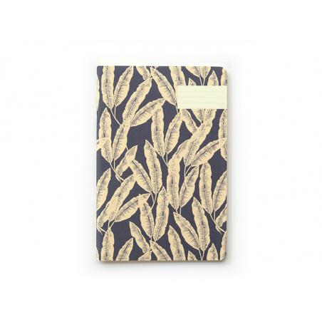 Carnet - Plumes bleues Season Paper - 1