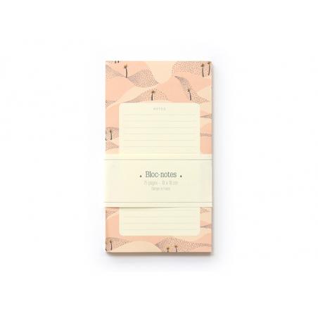 Acheter Bloc-notes / To do list - Désert - 6,99€ en ligne sur La Petite Epicerie - Loisirs créatifs