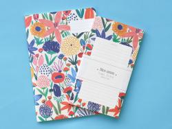 Bloc-notes / To do list - Fleurs sauvages Season Paper - 2