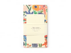 Bloc-notes / To do list - Fleurs sauvages Season Paper - 1